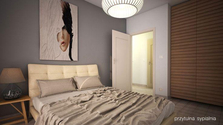 Przytulna sypialnia we własnym mieszkaniu z ogrodem? Macie na to szansę na właśnie powstającym osiedlu Świerkowa Polana etap III!