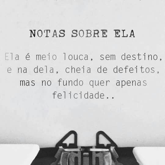 #notas #sobre #ela