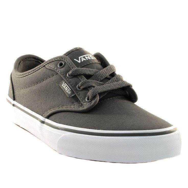 vans atwood chaussures bordeaux