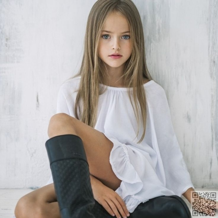This 9-Year-Old Model Is Being Called The Most  -1192