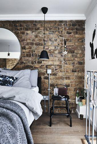 389 best IKEA Schlafzimmer u2013 Träume images on Pinterest Ikea - ein gemutliches apartment mit stil