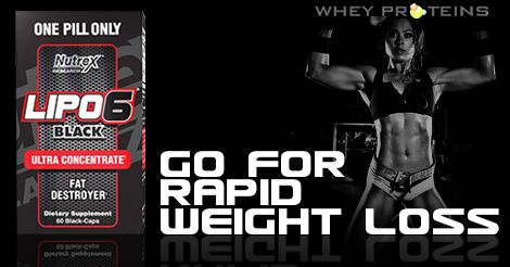 Nutrex Lipo 6 Black Ultra Concentrate is one of the best Fat Burner Supplement