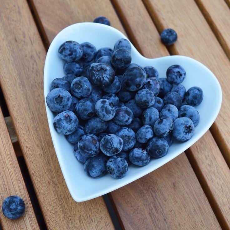 Blueberries :) #blueberries #food #fruit #healthy