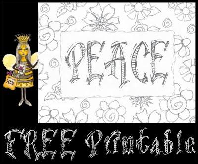 doodle for bastille day