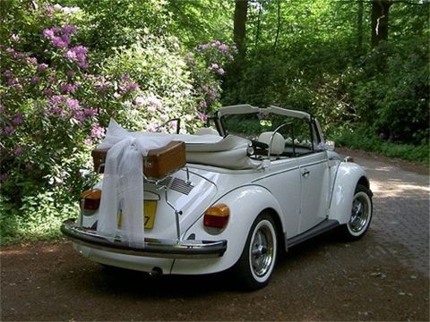 WEDDING CAR HIRE PROM,VW BEETLE KARMANN & VW SPLIT SCREEN BUS CHAUFFEUR DRIVEN!!