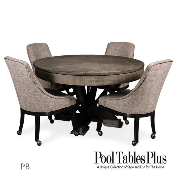 Milan Poker Table 4 Chairs In 2021 Card Table And Chairs Poker Table And Chairs Game Table And Chairs Poker table and chairs set