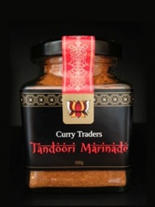 Tandoori Marinade #spices  Marinate chicken or lamb with a spoonful of this marinade with yoghurt and fresh ginger.  BBQ, grill or bake for a traditional tandoori culinary experience.   Serve with yoghurt.