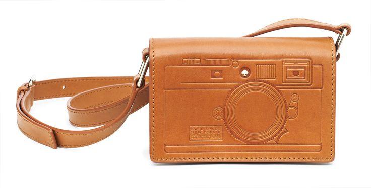 Want. From Kate Spade's Summer 2011 Lookbook $225: Fashion, Style, Spade Camera, Camera Bags, Accessories, Kate Spade, Katespade, Cameras