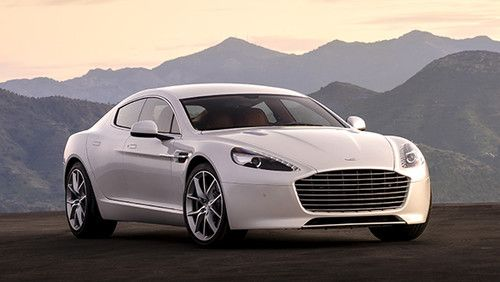 2016 #AstonMartin #Rapide launched at Rs 3.29 crore