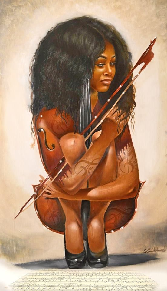 """""""The Viofem"""" by Salaam Muhammad [She Is Music Series]"""