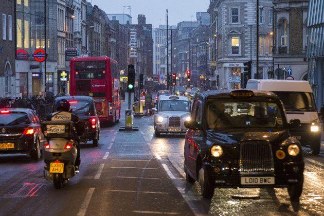 Black Cabs-LONDON-