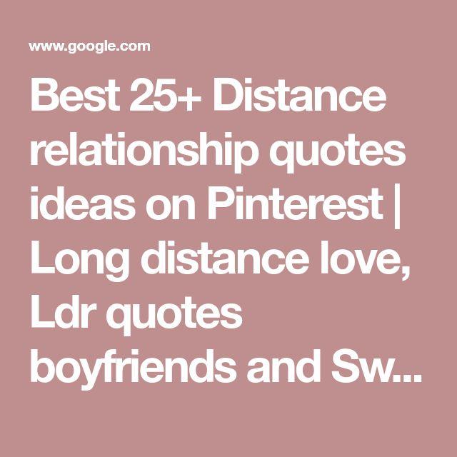 Best 25+ Ldr quotes boyfriends ideas on Pinterest | Relationship ...