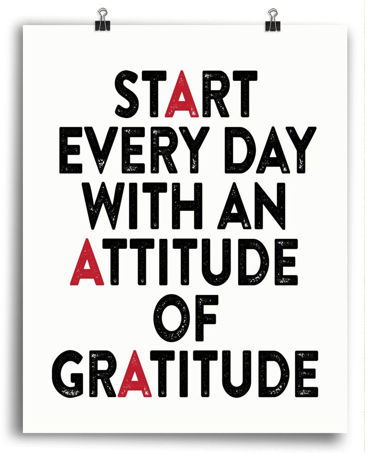 Adding gratitude to your daily habits is a good spiritual practice. The benefits can be very beneficial for your well being as well as that of others. High-contrast red & black distressed lettering. ◆