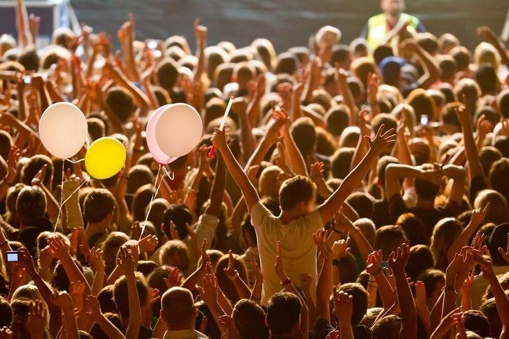 10 Best Music Festivals In Europe – Let's Dance!