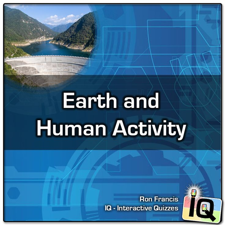 NGSS-ESS3: Human activities in agriculture, industry, and everyday life have major effects on the land, vegetation, streams, ocean, air, and even outer space.