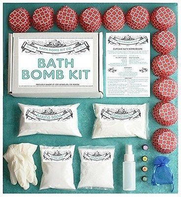 Bath-Bomb-Making-Kit-with-100-Pure-Therapeutic-Grade-Essential-Oils-Makes