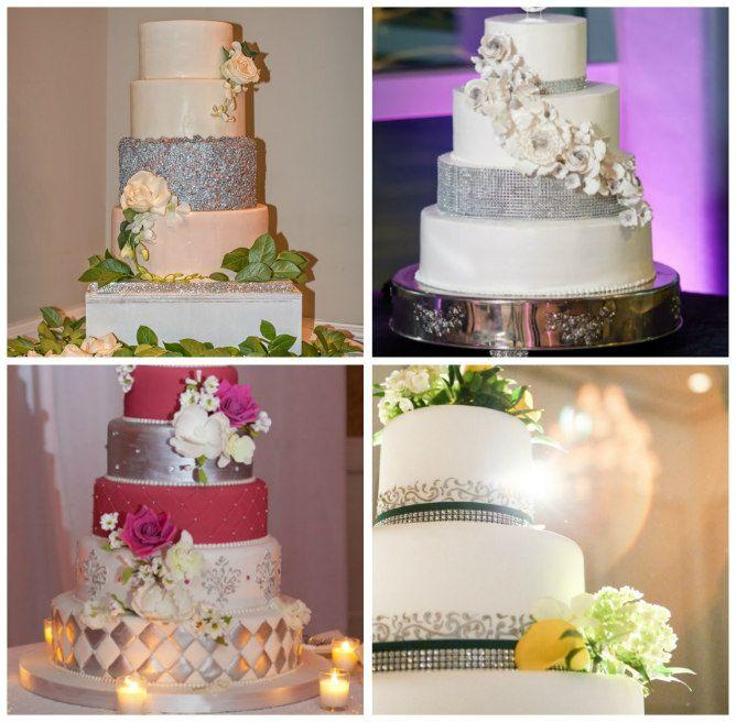 5 Modern Jewish Wedding Cake Trends For 2016