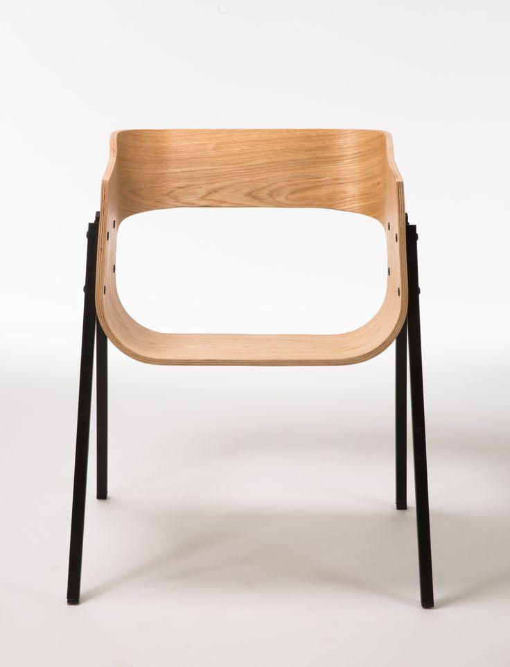 """""""Skinny BOB"""" chair by Ehud Eldan"""