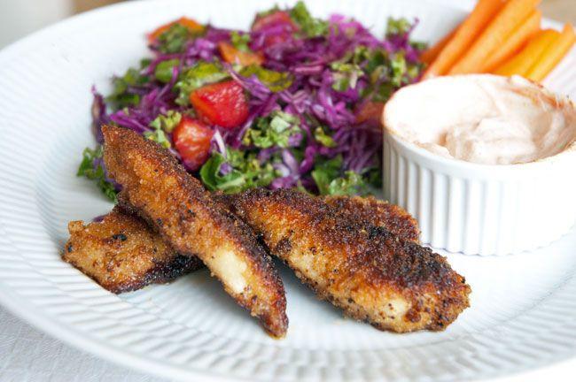 Hjemmelavet nuggets - opskrift på sprøde og saftige chicken nuggets