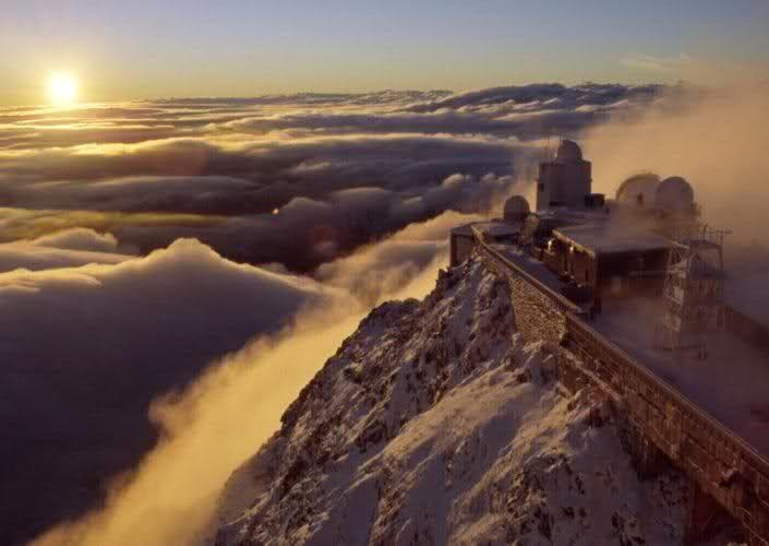 Pic du Midi de Bigorre ~ Pyrénées ~ France