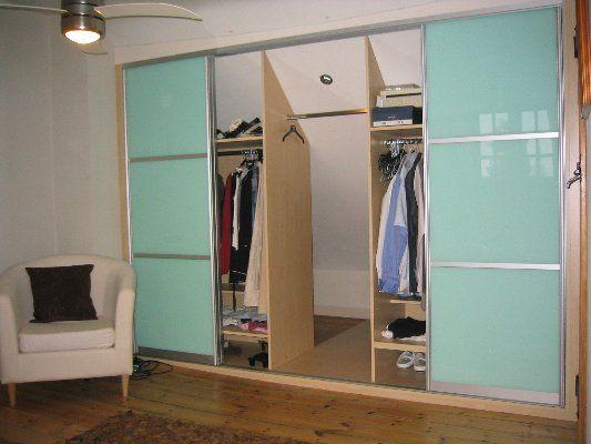 17 beste afbeeldingen over zolder op pinterest zolderruimtes opslag en deuren - Opslag voor dressing ...