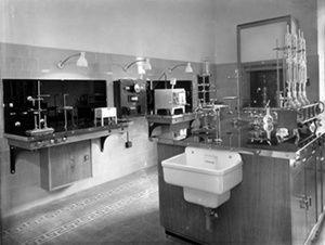 ISCR - Istituto Superiore per la Conservazione ed il Restauro - Laboratori Scientifici