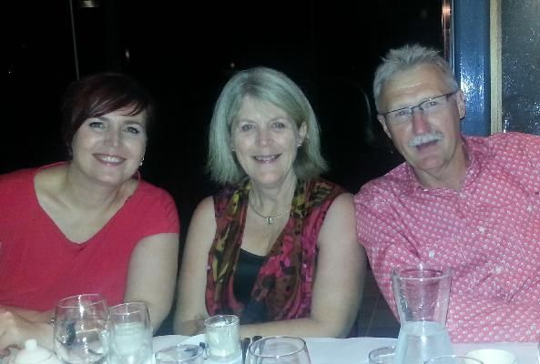 The Monash Group #Christmas dinner 2013. #Encores restaurant, Toowoomba. www.monashgroup.com.au