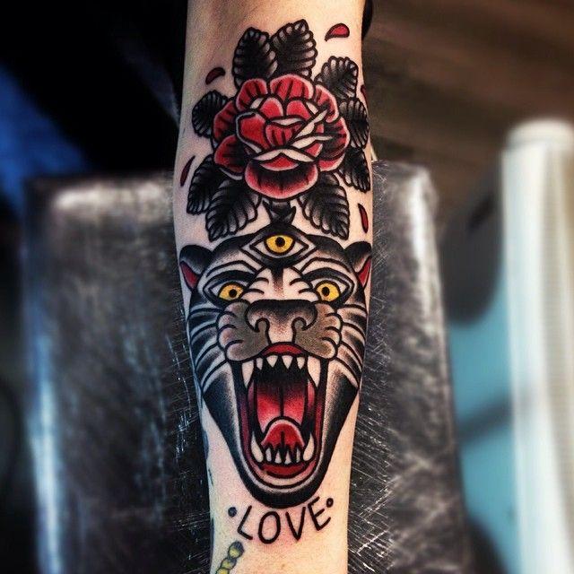 Instagram photo by @Sarah Keeley via ink361.com #tattoo #rose