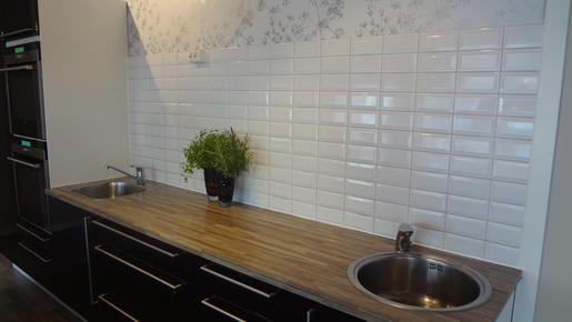 fliser over kjøkkenbenk - Google-søk