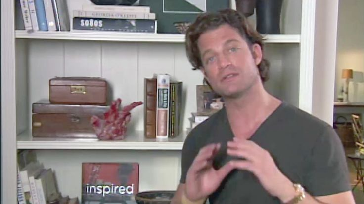 Nate Berkus' 2 Rules for Creating a Beautiful Bookcase