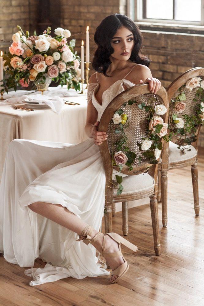 Parisian Cafe Inspired Shoot Parisian Cafe Wedding