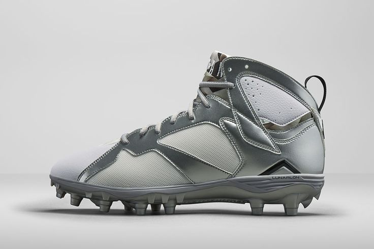 Jordan Brand Player Exclusives Air Jordan 7 Cleat for NFL 2015 Season - EU Kicks: Sneaker Magazine