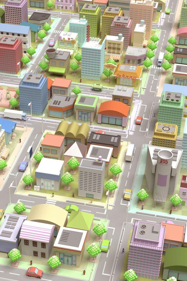 tibori.com » 街並 Yuki Komatsubara