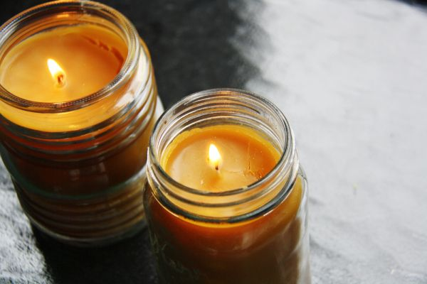 Make your own homemade beeswax candles for less than you d buy one candle new.
