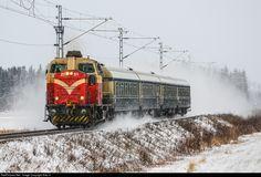RailPictures.Net Photo: 2701 Finnish Railways Dv12 at Ylistaro, Finland by Arttu U