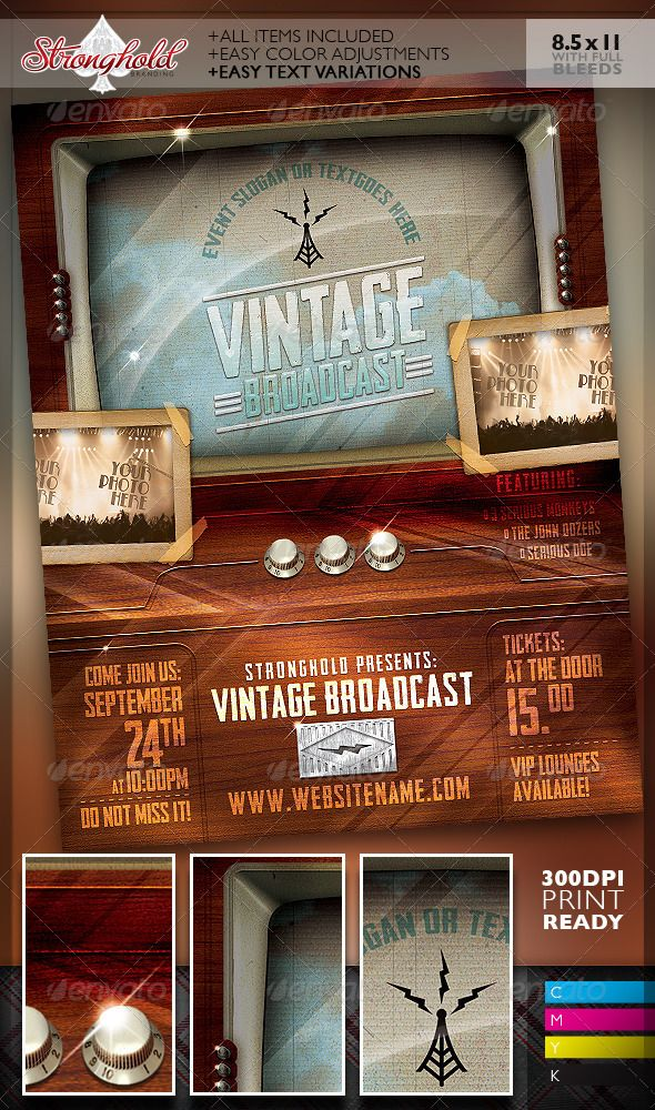 Best Event Flyer Templates Images On   Event Flyer