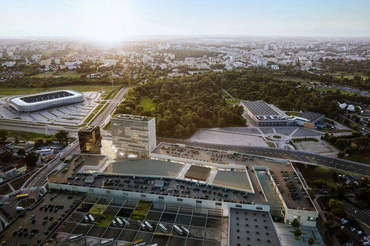 Nowy Dworzec PKS/PKP, MAR 2017