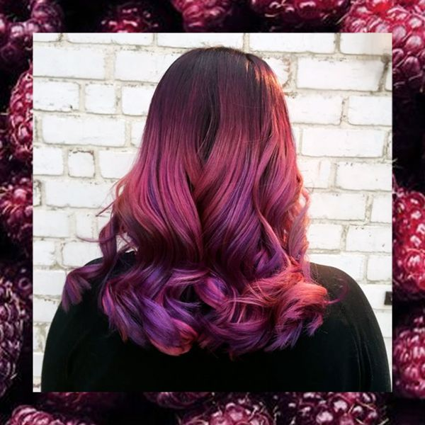 Raspberry Hair By Aimee Gray S Salon Leeds