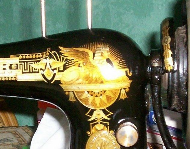 Singer.Model27.SphinxAkaMemphis.decal - Singer Model 27 and 127 - Wikipedia, the free encyclopedia