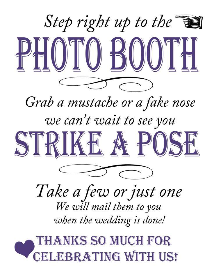 GREAT fundraiser idea. Photobooths are so popular.