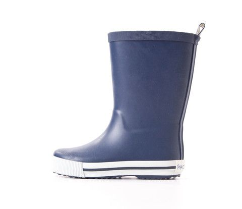 Navy Blue Tall Gumboots