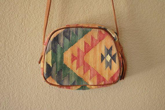Southwestern Tapestry Purse