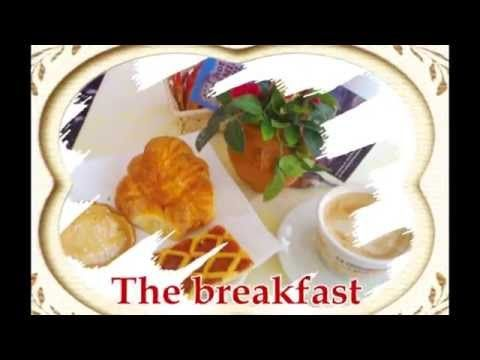The Hotel Terminus & Plaza the breakfast is served - YouTube