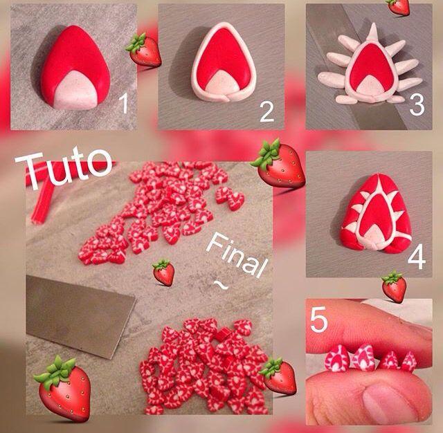 DIY clay Fimo Petit Tuto