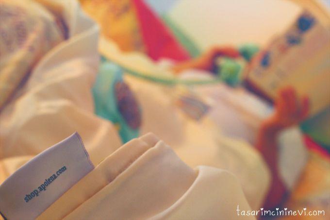 Romantik bir yatak odası için tüyolar