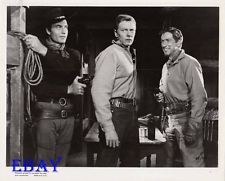 George Montgomery Peter Graves VINTAGE Photo Richard Boone Robber's Roost
