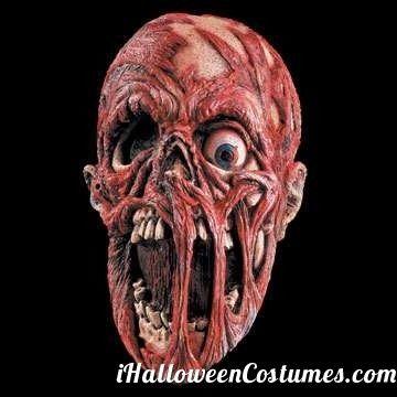 creepy masks buscar con google - Creepy Masks For Halloween