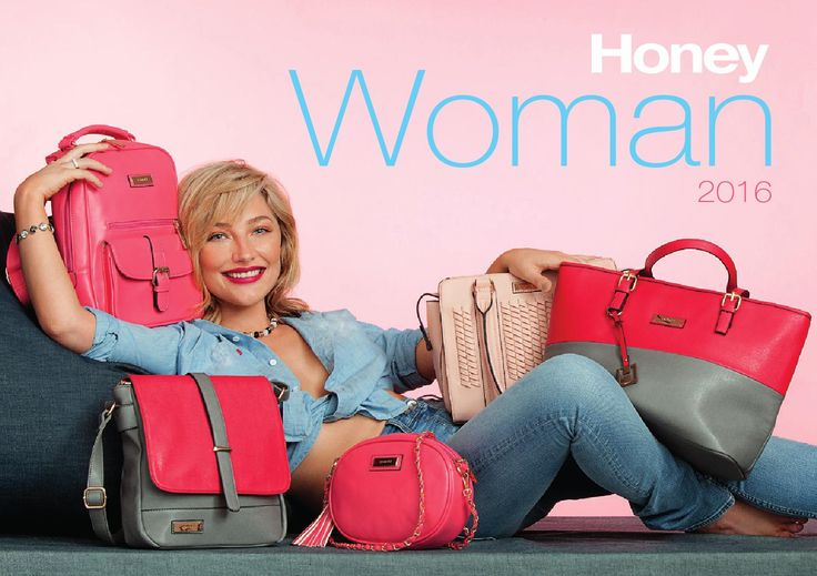Honey Woman 2016  Our Woman collection is about ease and confidence and the natural style that comes from being yourself. Delve in to this wonderful catalogue  filled to the brim with all the latest trends and must have accessories!