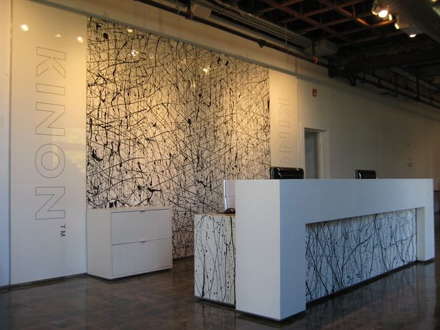Reception Wall Panelling Google Search Office Pinterest Desk