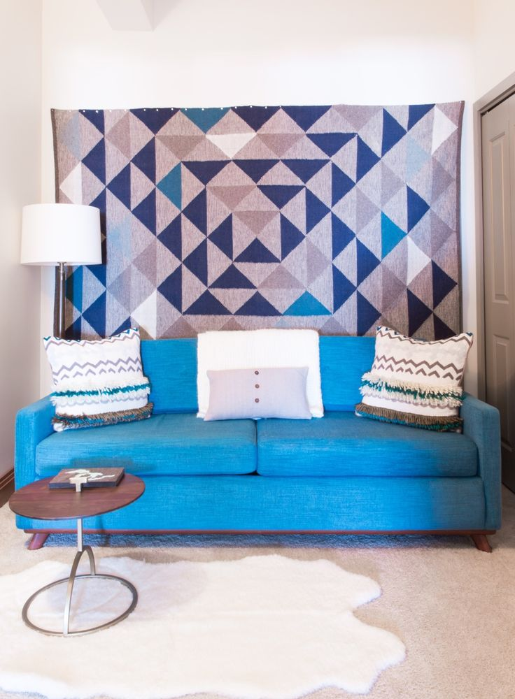 Name: Lori Location: Downtown — Detroit, Michigan Size: 1,195 square feet Years lived in: Rented 1.5 years Lori's downtown Detroit apartment is a good example of a space that appreciates functionality and modernism, but still manages to be a warm, welcoming home. She used her move to this space as a fresh start, and prioritized incorporating local designers' work into the mix. From art to custom-made furniture, Lori's love and support of her city is on full display. And from her c...